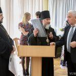 Мозырский педагогический университет и Туровская епархия подписали договор о выполнении научно-исследовательской работы