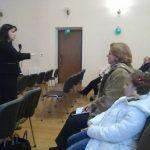 Университет семейных знаний «Радзіна» проводит лекции для родителей