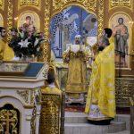 Архиепископ Полоцкий и Глубокский Феодосий награжден Орденом святителя Иннокентия, митрополита Московского и Коломенского, в честь 75-летия