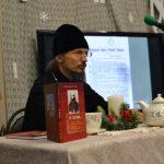 Епископ Борисовский и Марьиногорский Вениамин представил на Рождественском фестивале книгу о священномученике Иоанне Восторгове