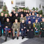 В Минске состоялись Третьи Минские Рождественские казачьи чтения