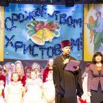 Все школы города Слонима приняли участие в рождественском фестивале «Христославы-2019»