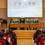 В Полоцком государственном университете состоялся торжественный акт в честь 180-летия Полоцкого церковного Собора 1839 года