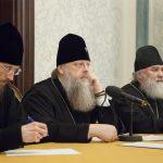 Епископ Борисовский и Марьиногорский Вениамин принял участие во встрече руководителей ОРОиК Русской Православной Церкви