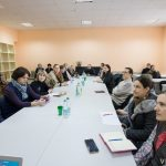 Студенты Витебской духовной семинарии познакомились с особенностями православной веб-журналистики