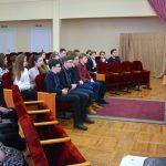 Гимназисты г. Хойники обсудили со священником вопросы выбора жизненного пути