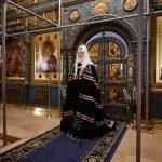 Святейший Патриарх Кирилл о прошениях молитвы прп. Ефрема Сирина