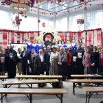 В рамках Международного пасхального фестиваля «Радость» состоялась презентация книги «Борисовская епархия. Прошлое и настоящее»