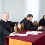 В Минской духовной семинарии состоялась студенческая конференция, посвященная истории Православной Церкви