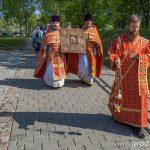 В Гродно вернулась историческая копия Коложской иконы Божией Матери