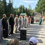 На Новогрудчине открылась духовно-нравственная смена оздоровительного лагеря «Свитязь»