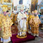 Митрополит Павел вручил дипломы и благодарности выпускникам 2019 года Минской духовной семинарии