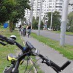 Воспитанники воскресных школ Гомельской епархии приняли участие в велопаломничестве