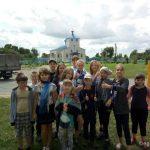 Завершил работу православный оздоровительный лагерь с дневным пребыванием «Белый цветок»