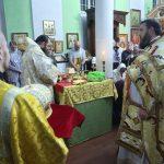 Ночная Божественная литургия стала центральным событием молодежного слета «Соль земли – 2019»