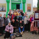 Минчане совершили паломническую поездку к месту особого почитания святых Царственных Страстотерпцев