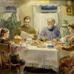 Ужинайте вместе – всей семьей