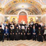 Состоялись совместные выпускные торжества Минской духовной академии и Института теологии БГУ