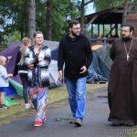 Руководитель ОРОиК Туровской епархии посетил детский православный лагерь «Горлица»