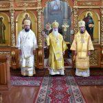 В Благовещенском мужском монастыре в д. Малые Ляды отметили 25-летие возрождения обители