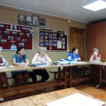 В Воскресной школе Свято-Покровского храма г. Жабинка состоялся педагогический совет