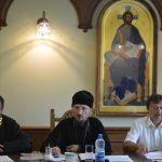 В Минске состоялось собрание руководителей епархиальных отделов религиозного образования и катехизации
