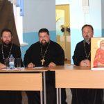 В Полоцком кадетском училище почтили память священномученика Николая (Околовича)