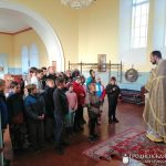 Скауты Гродненской епархии совершили осенний поход
