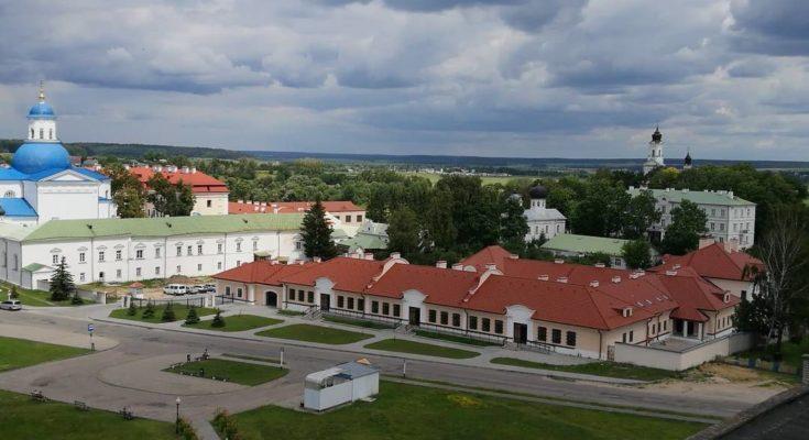 Свята-Успенскі Жыровіцкі манастыр.