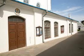 Свята-Мікалаеўская (зімовая) царква.