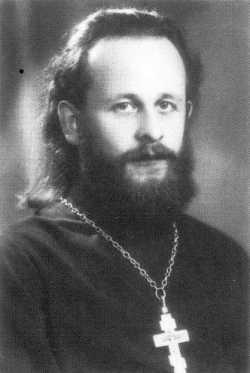 Пратаіерэй Іаан Кушнер.