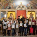 В Минской духовной академии состоялась церемония награждения лауреатов международного конкурса детского рисунка «Красота Божьего мира»