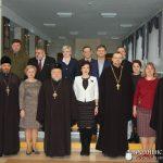 Подписана программа сотрудничества Гродненской епархии с ГрГУ на 2020 год