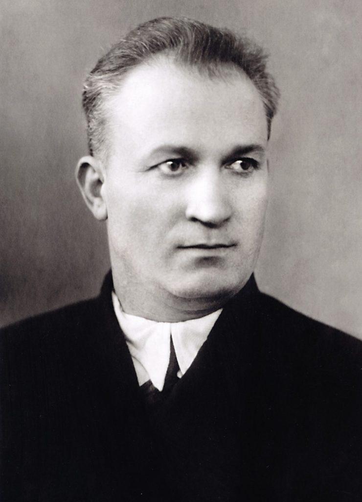 Павел Рыгоравіч Карафа-Корбут. Ленінград. 1939 г.