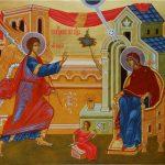 Иконография праздника Благовещения Пресвятой Богородицы