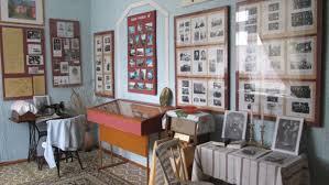 У дзісенскім краязнаўчым музеі.