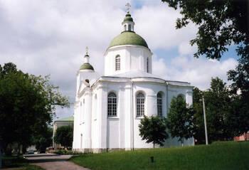 Полацкі Богаяўленскі сабор.