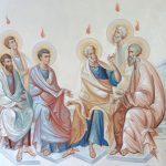 Почему Святой Дух сошел на апостолов в виде огненных языков?