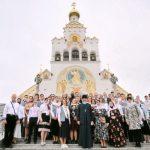 Молодежному движению «AGIOS» минского Всехсвятского прихода – 15 лет