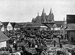 Ракаўскі рынак. 1914 г.