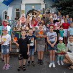 Праздник для детей, посвященный Дню Крещения Руси, прошел в Калинковичах