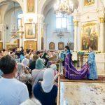 Патриарший Экзарх всея Беларуси призвал к продолжению и усилению молитвы за Отечество