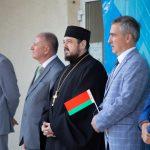 Председатель ОРОиК Туровской епархии поздравил студентов МГПУ им. И.П.Шамякина с Днем знаний