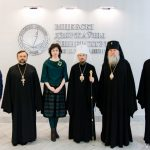 Митрополит Вениамин посетил Витебский государственный университет имени П.М.Машерова