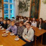 Полоцкие учащиеся познакомились с жизнью и подвигом святого Александра Невского