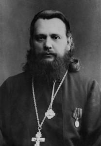 Свяшчэннапакутнік протаіерэй Дзімітрый Паўскі.