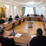 Митрополит Вениамин возглавил встречу обновленного состава Миссионерского отдела Минской епархии
