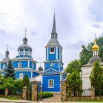 Свята-Міхайлаўскі саборны храм у Слуцку