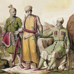 Кабарда и Россия:два века содружества (1552- 1763) и век войны с адыгами (1763 – 1864)