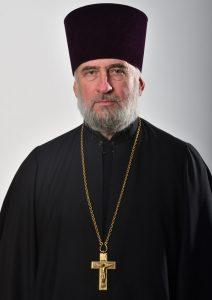 Протаіерэй Міхаіл Яўгенавіч Вейга.